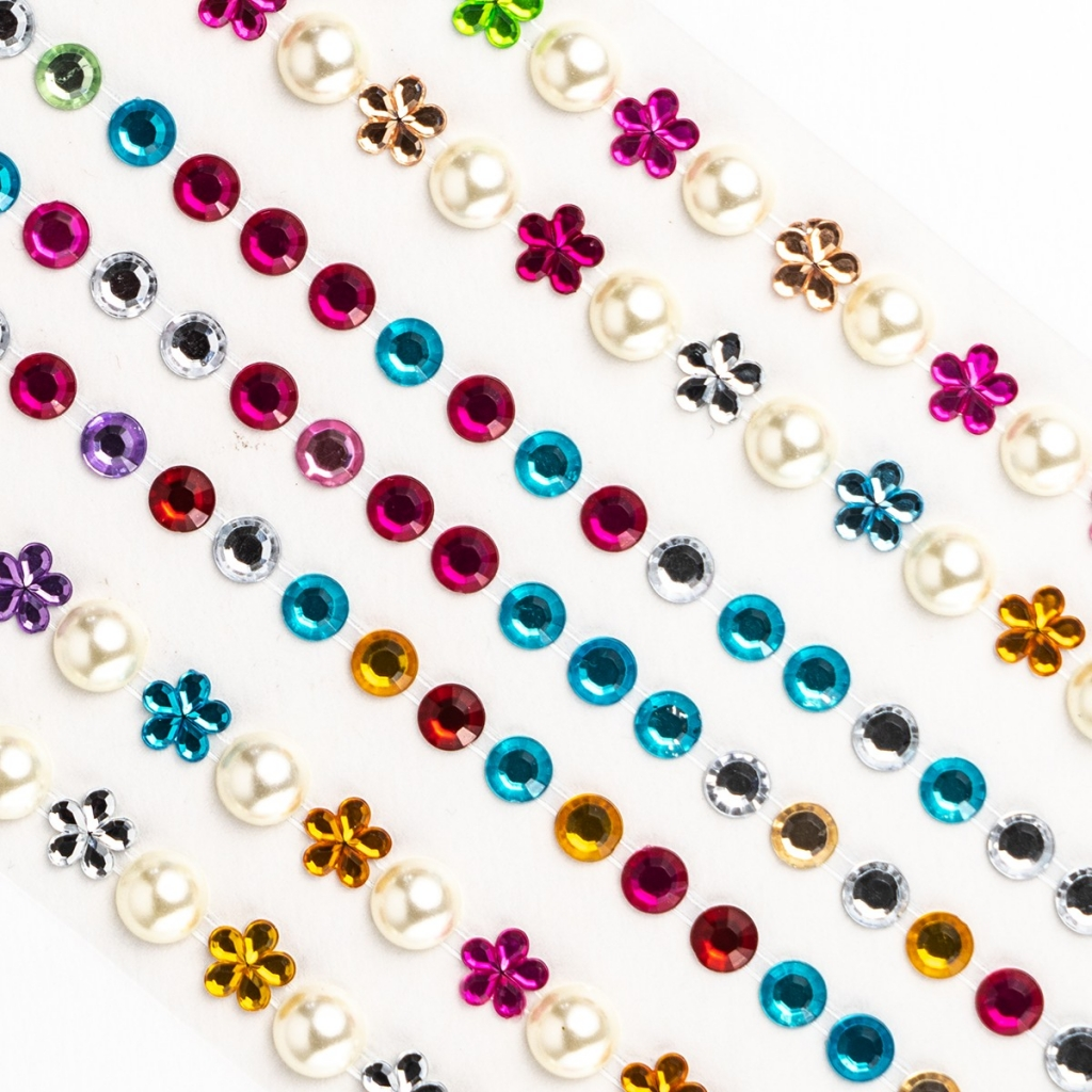 Stylish Adhesive Pearls and Gems [ARCHIVE]