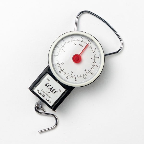 Travel Luggage Scales With Tape Measurer