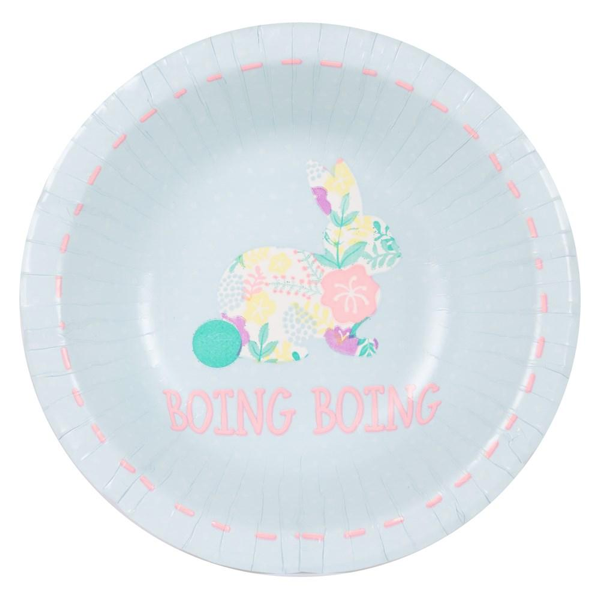 Bunny Paper Party Bowls - 16pk