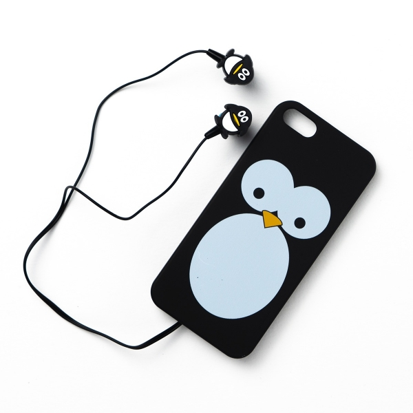 Animal iPhone Cover And Matching Earphone Set [ARCHIVE]