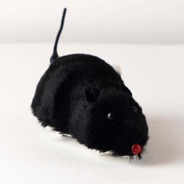 Wind-Up Mouse Cat Toy [ARCHIVE]