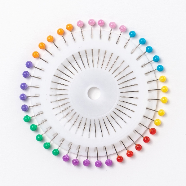 Assorted Berry Pins 40pk
