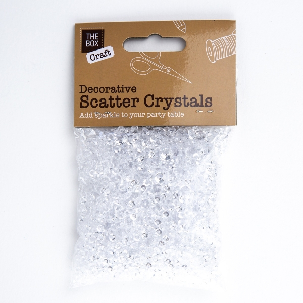 Decorative Scatter Crystals