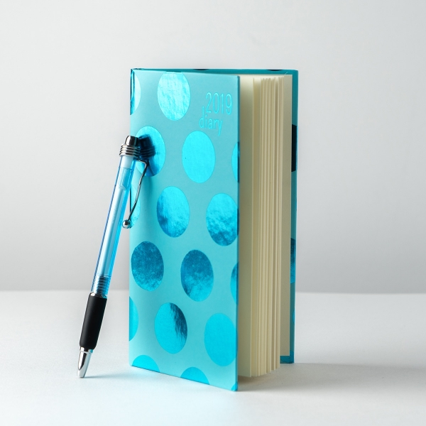2019 Pocket Diary with Pen [ARCHIVE]