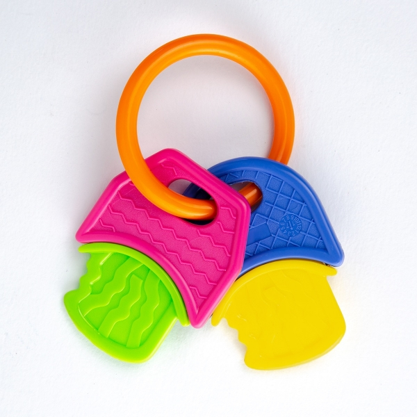 Baby Key Rattle and Teether [ARCHIVE]