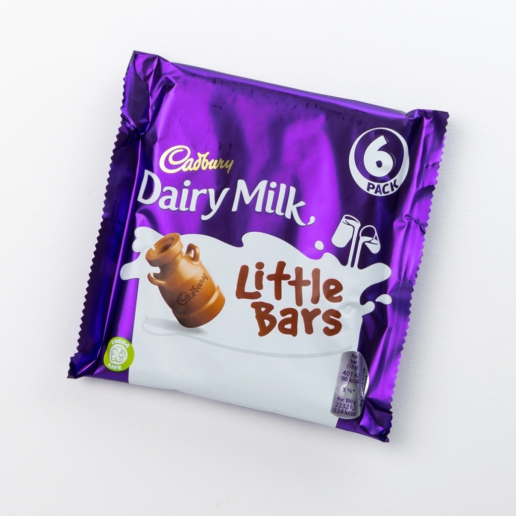 Cadbury Dairy Milk Little Bars 6pk