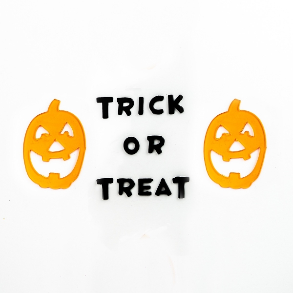 Halloween Slogan Gel Window Stickers [ARCHIVE]