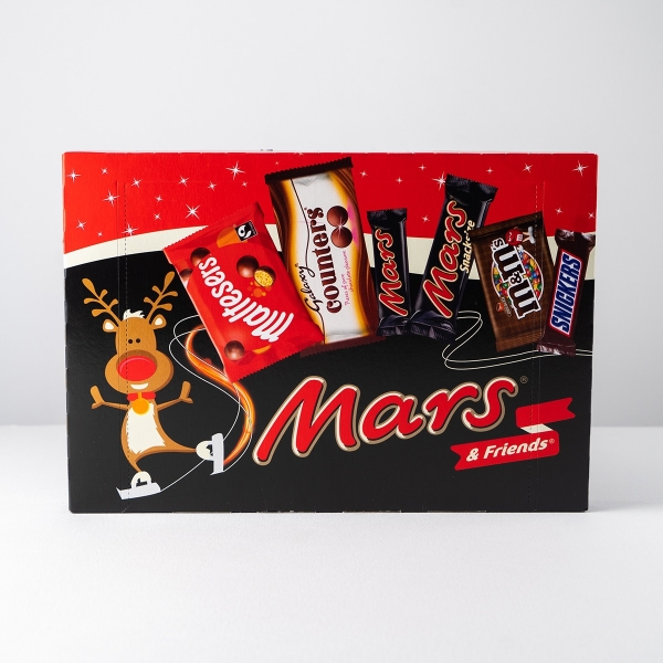Mars and Friends Festive Selection Box