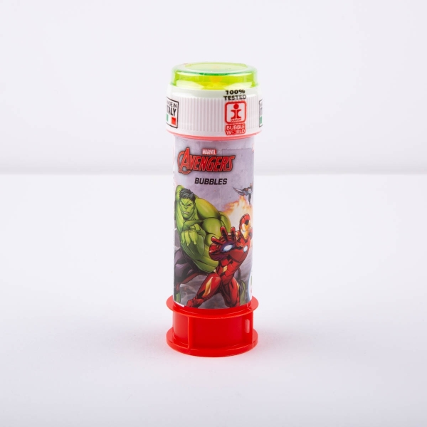 Avengers Bubble and Puzzle