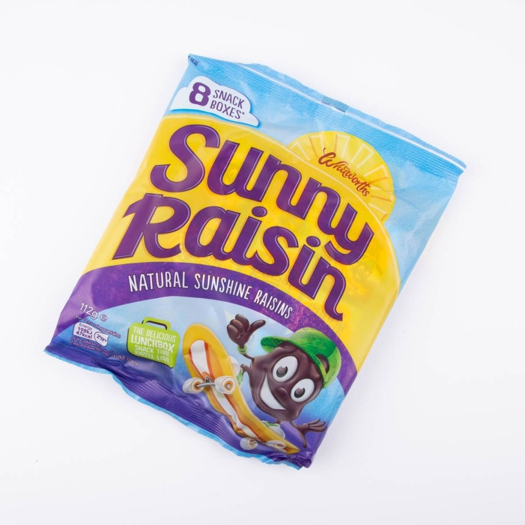Whitworths Sunny Raisins 8pk
