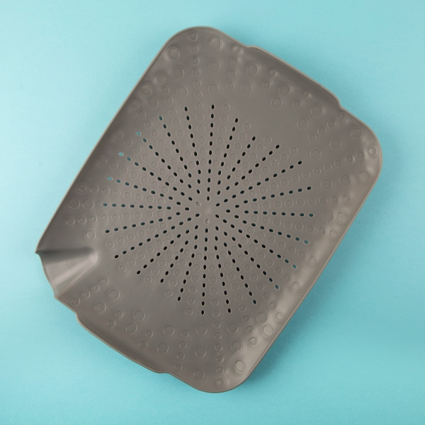 **NEW** In-Sink Colander - Grey