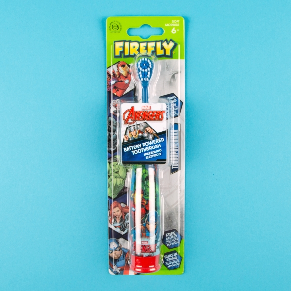 **NEW** Kids' Avengers Electric Toothbrush