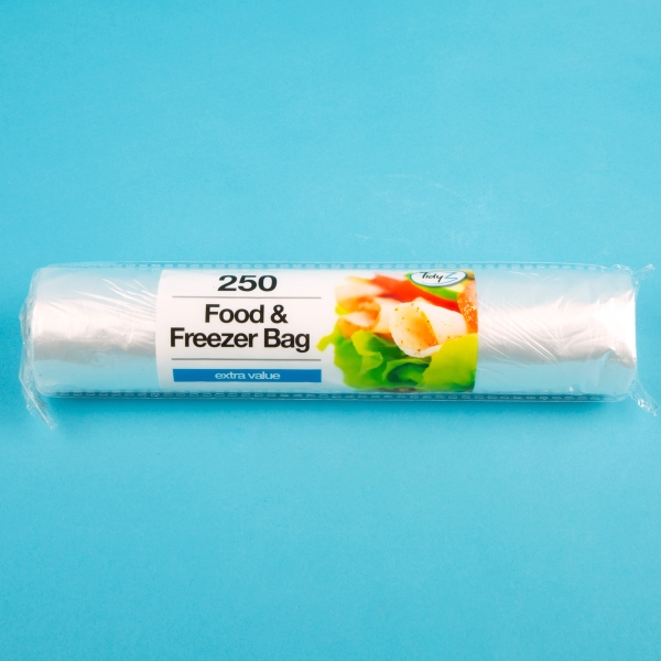 **NEW** Large Freezer Bags 250pk