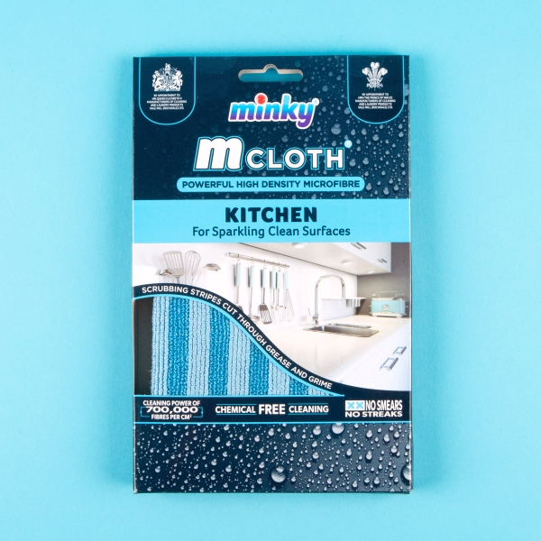 **NEW** Minky Microfibre Kitchen Cleaning Cloth