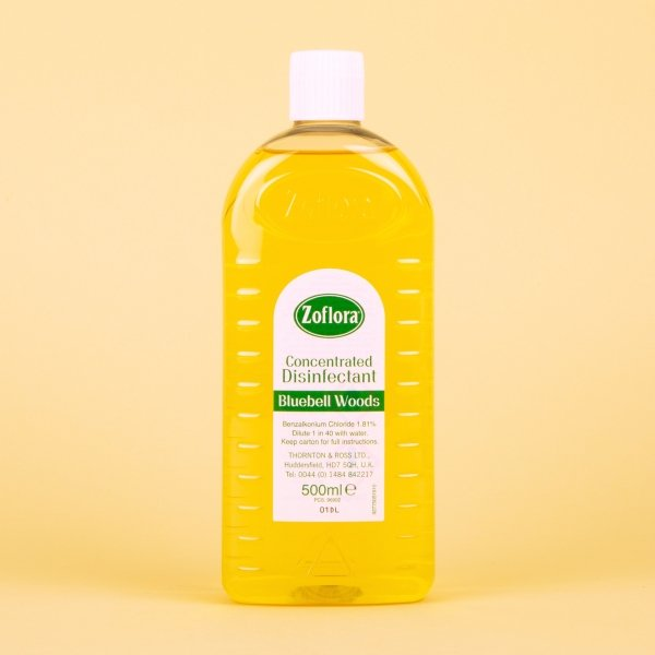 Zoflora Antibacterial Disinfectant 500ml - Bluebelle Woods