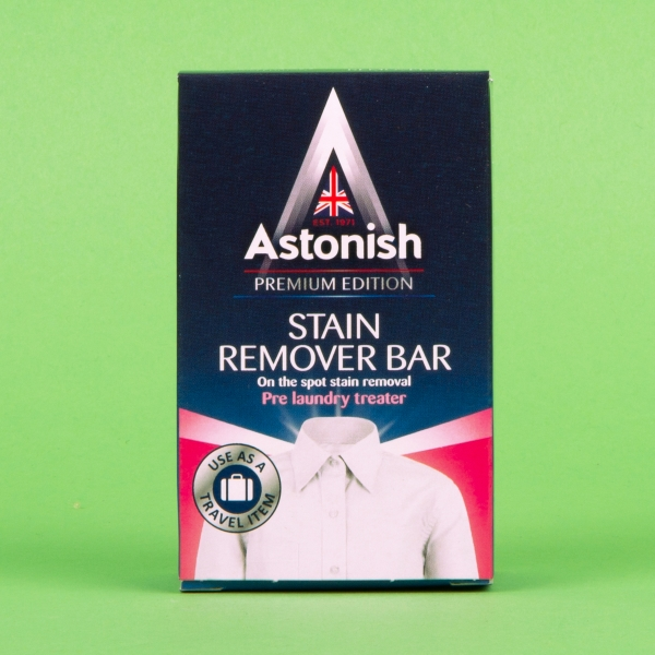 **NEW** Astonish Premium Stain Remover Bar