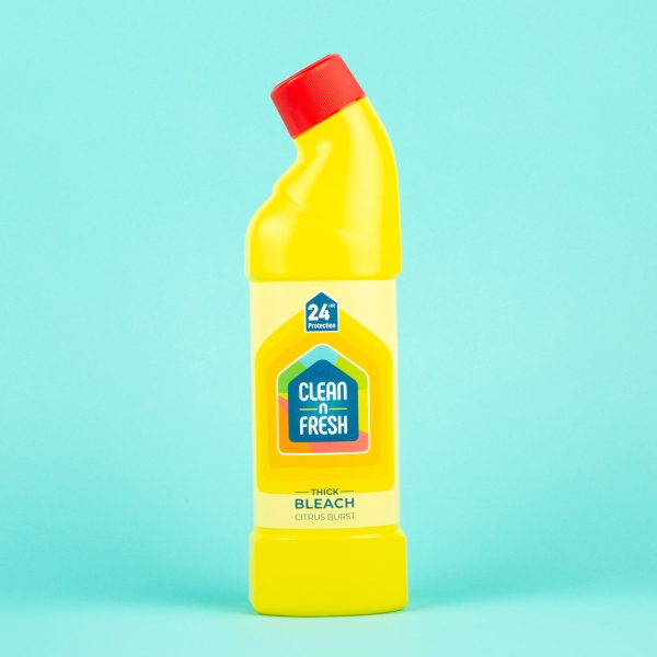 **NEW** Clean & Fresh Thick Citrus Bleach 750ml