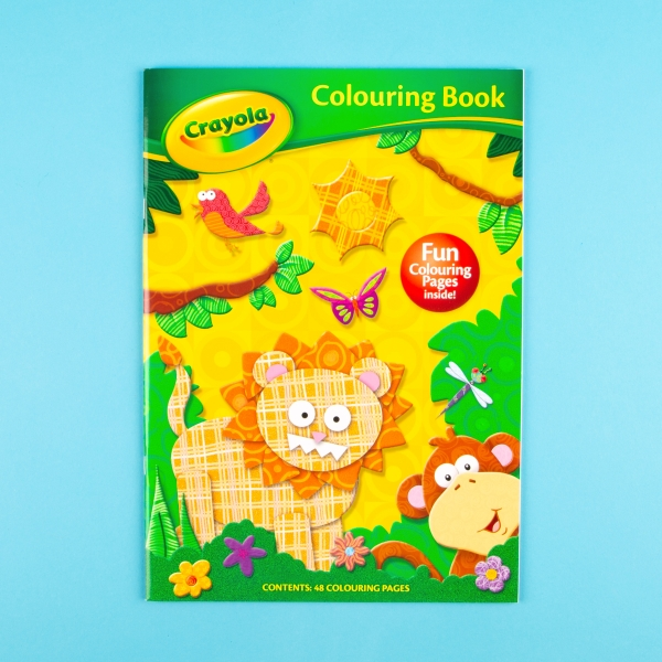 **NEW** Crayola Kids' Colouring Book - Insect