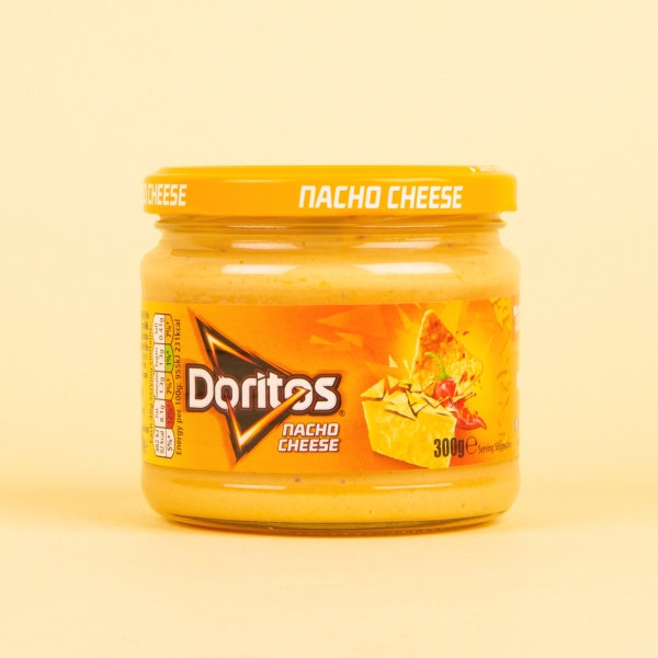 **NEW** Doritos Dip 300g - Nacho Cheese