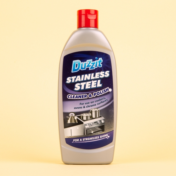 **NEW** Duzzit Stainless Steel Clean and Polish 250ml