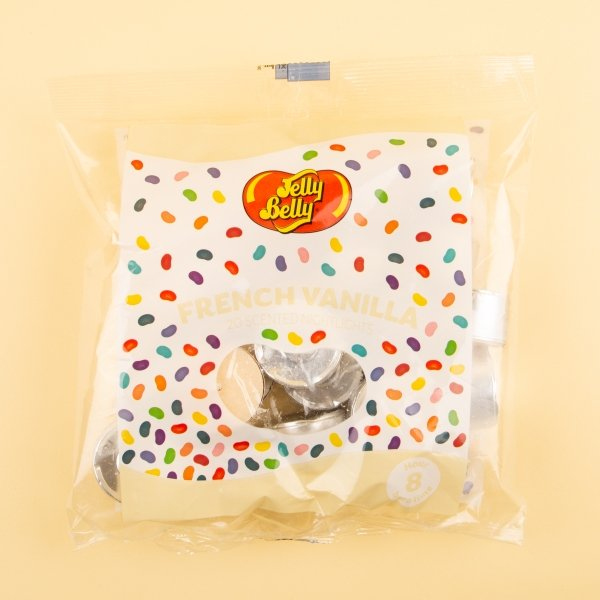 **NEW** Jelly Belly Tealight Candles 20pk - French Vanilla