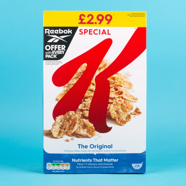 **NEW** Kellogg's Special K Cereal 500g