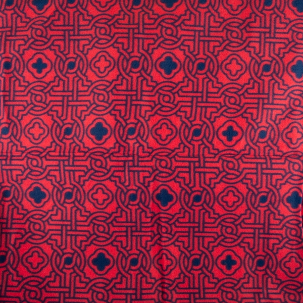 **NEW** Large Picnic Blanket - Red Pattern