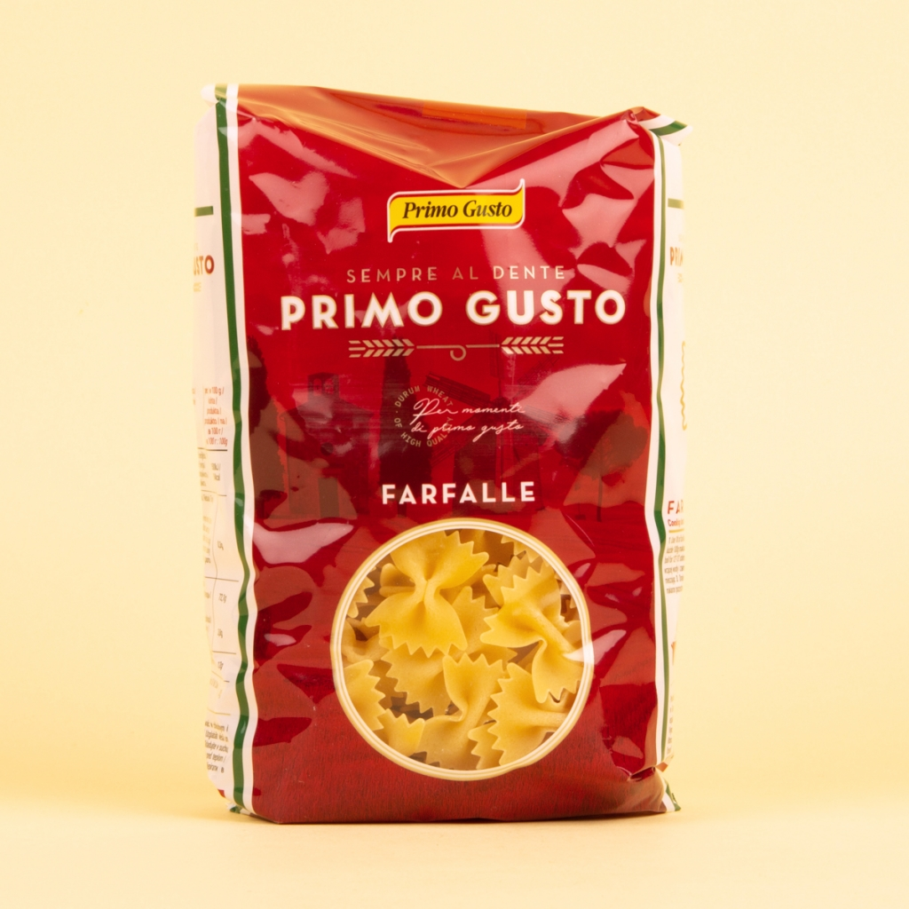 **NEW** Melissa Dried Pasta 500g - Farfalle