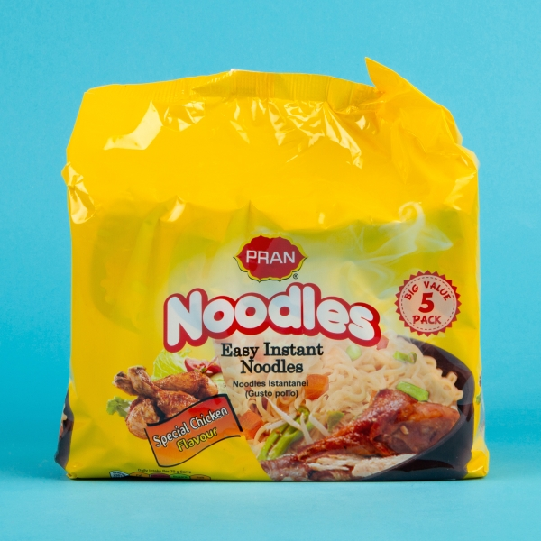 **NEW** Pran Instant Noodles 5pk - Special Chicken