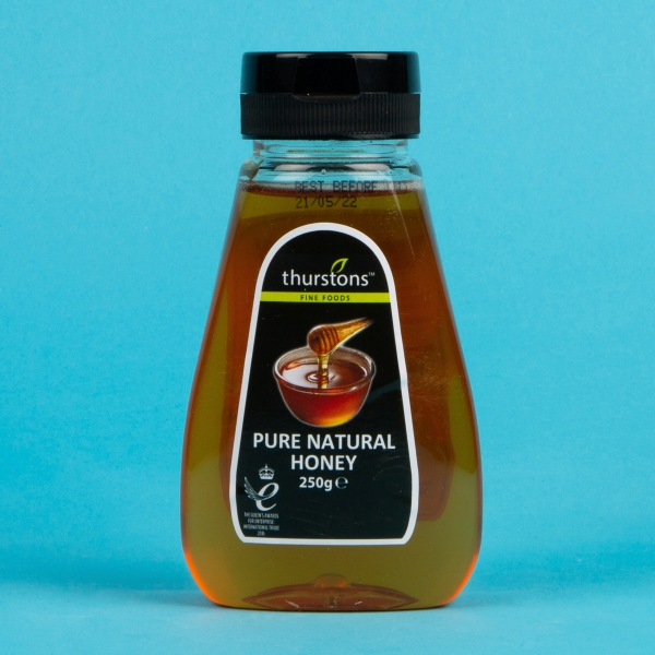 **NEW** Thurstons Pure Natural Honey 250g