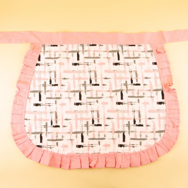 **NEW** Vintage Pinafore-Style Cooking Apron - My Cup of Tea