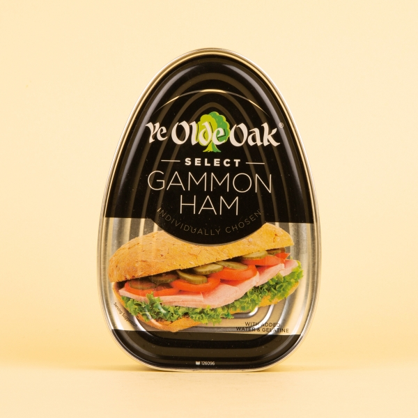 **NEW** Ye Olde Oak Tinned Gammon Ham 340g