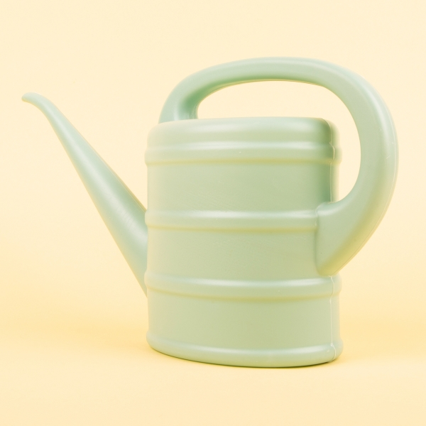 Plastic Watering Can 2L - Green