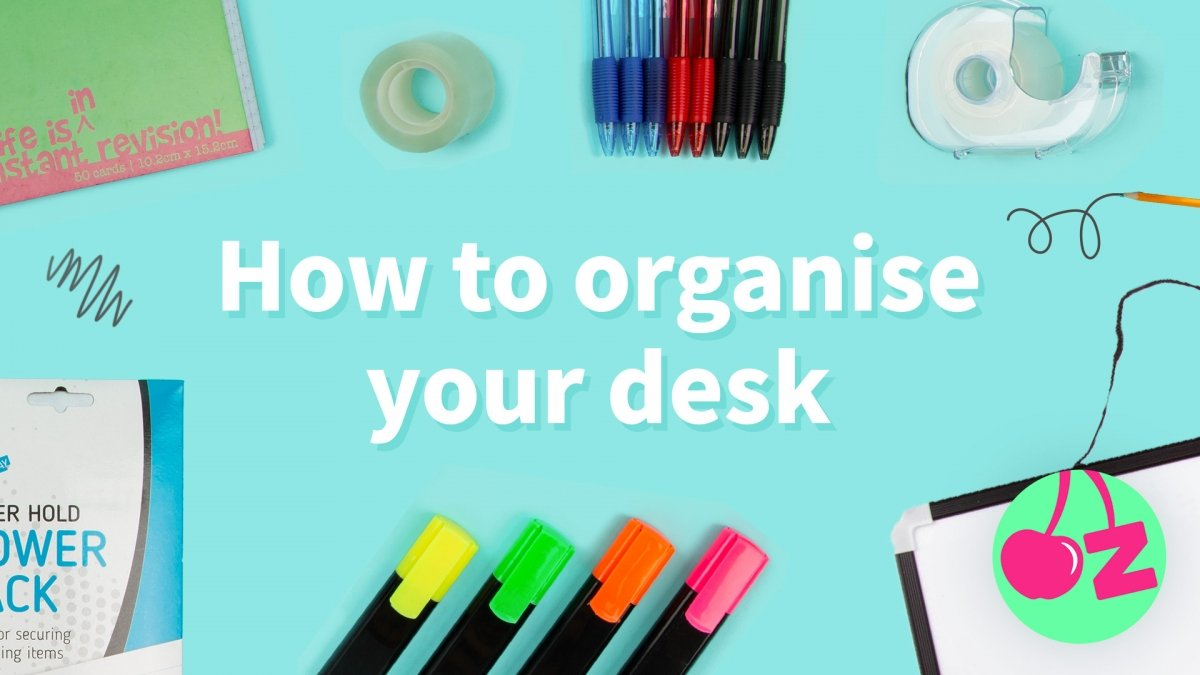 How to Transform Your Desk with Cherryz