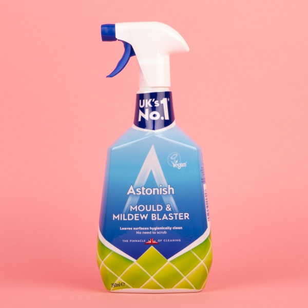 **NEW** Astonish Mould & Mildew Blaster 750ml