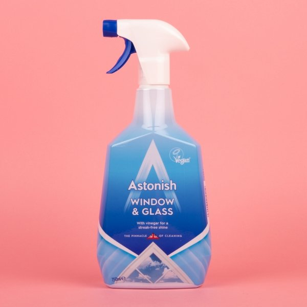 **NEW** Astonish Window & Glass Cleaner 750ml