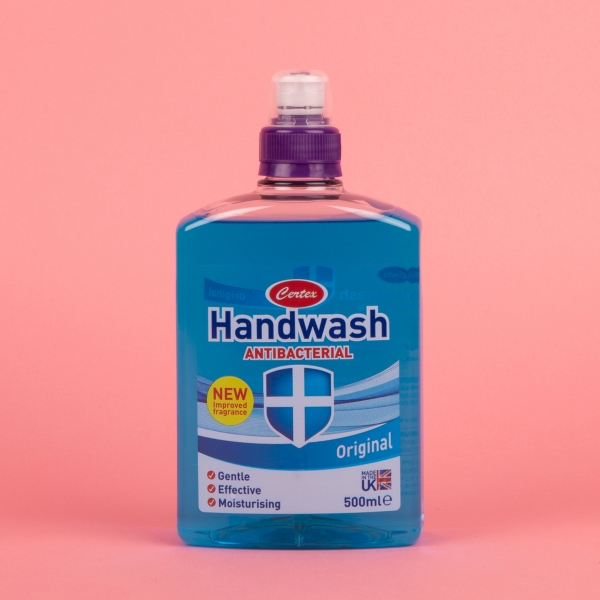 **NEW** Certex Antibacterial Hand Wash Refill 500ml - Original