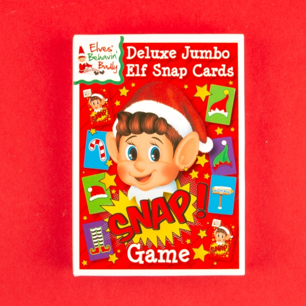 **NEW** Christmas Elf Snap! Card Game