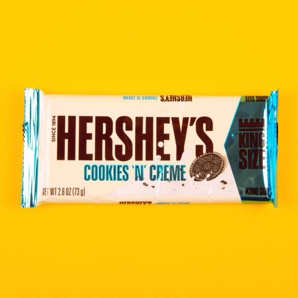 **NEW** Hershey's Cookies & Cream Bar 73g
