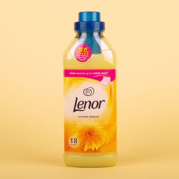 **NEW** Lenor Fabric Conditioner 18 Wash - Summer Breeze