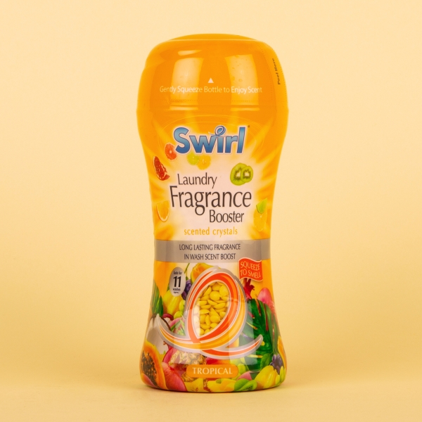 **NEW** Swirl Laundry Fragrance Booster 230g - Tropical