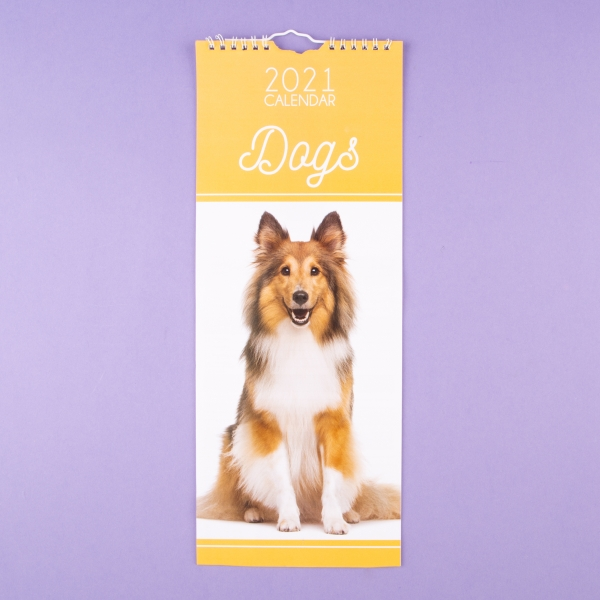 **NEW** 2021 Cute Pets Calender - Dogs