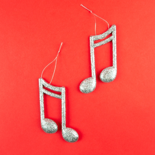 **NEW** Christmas Musical Note Decorations - Beam Note