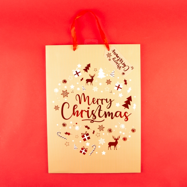 **NEW** Classic Christmas Gift Bag - Extra Large