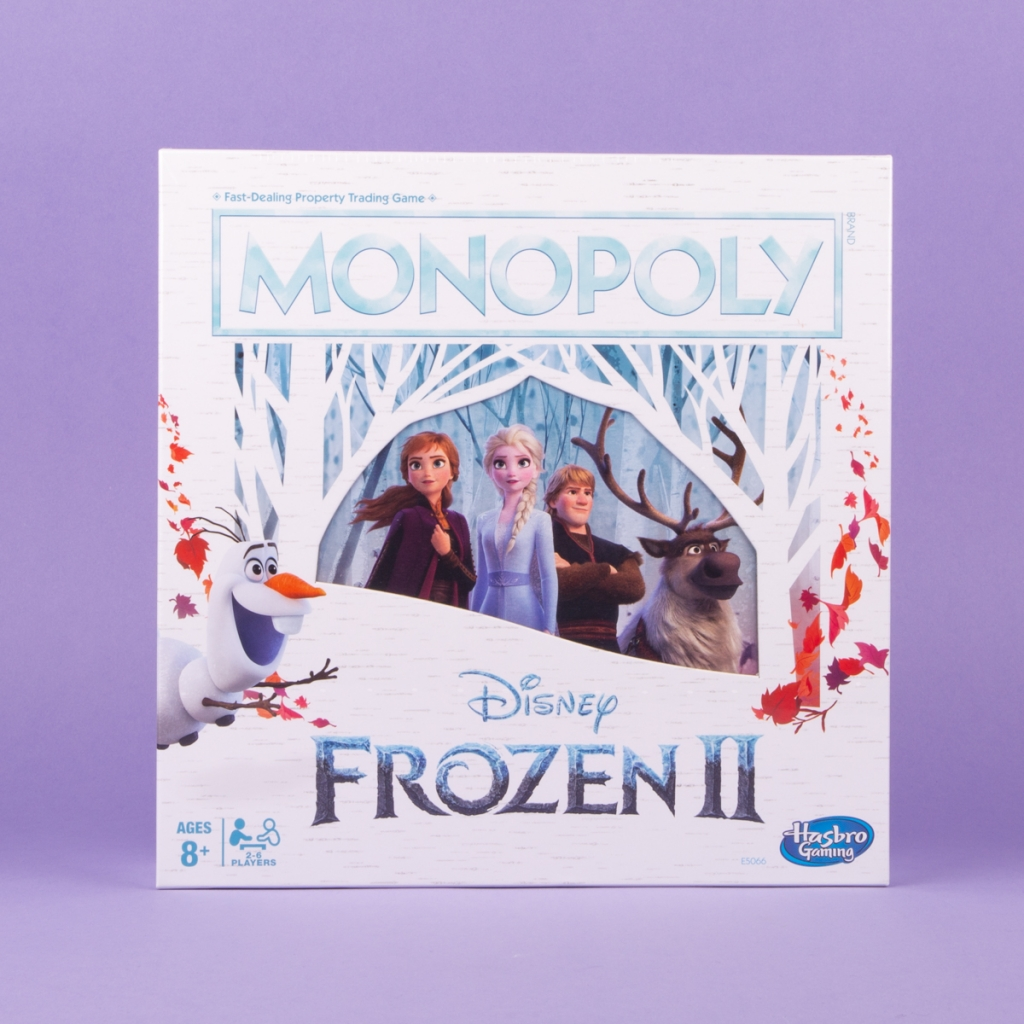 **NEW** Disney Frozen 2 Monopoly Board Game