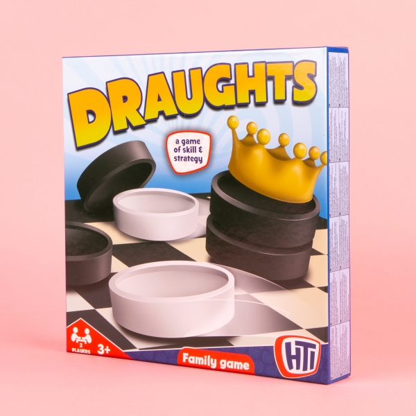 **NEW** Draughts Family Game