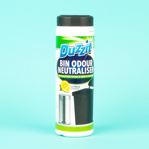 **NEW** Duzzit Bin Odour Neutraliser 300g
