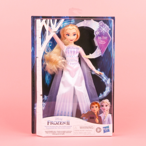 **NEW** Frozen 2 Finale Singing Doll - Elsa