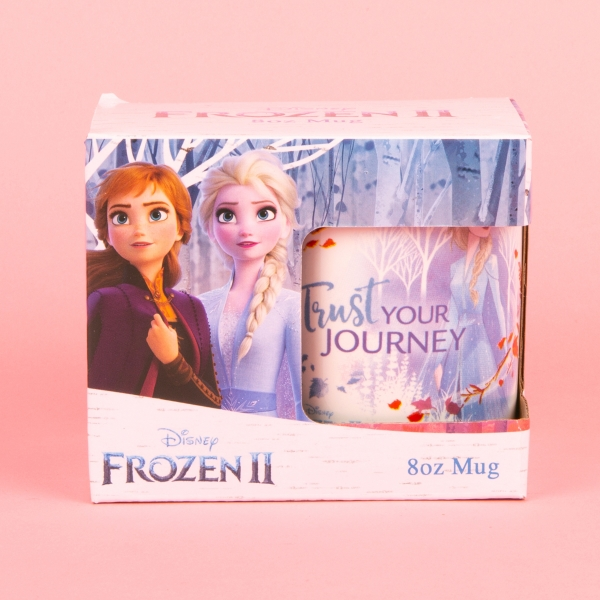 **NEW** Frozen 2 Mug - Believe in the Journey