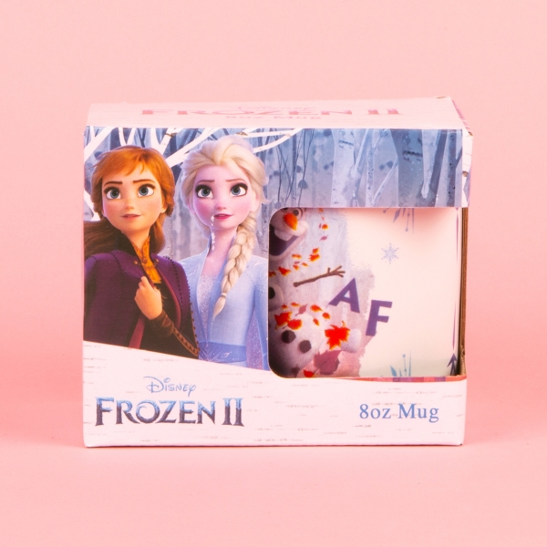 **NEW** Frozen 2 Mug - Olaf & Anna